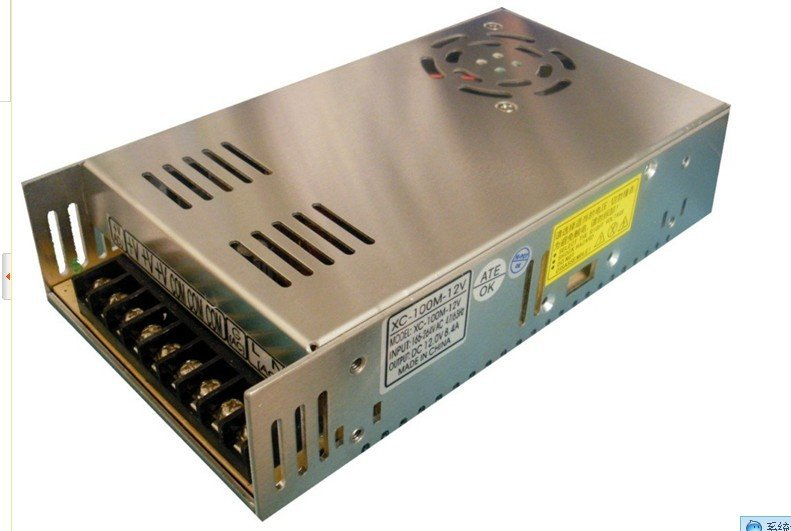 ФОТО AC/DC Switching Power Supply with 85 to 265V Input Voltage;33V/350W output, CE approved