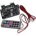 12 V Motocicleta Carro Amplificador de Alta Potência Subwoofer MP3 Decodificador Bordo Do Bluetooth + Frete Grátis Com Número Da Trilha 12002023