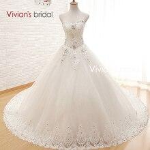 Vivian's Bridal Ball Gown Wedding Dresses Gowns