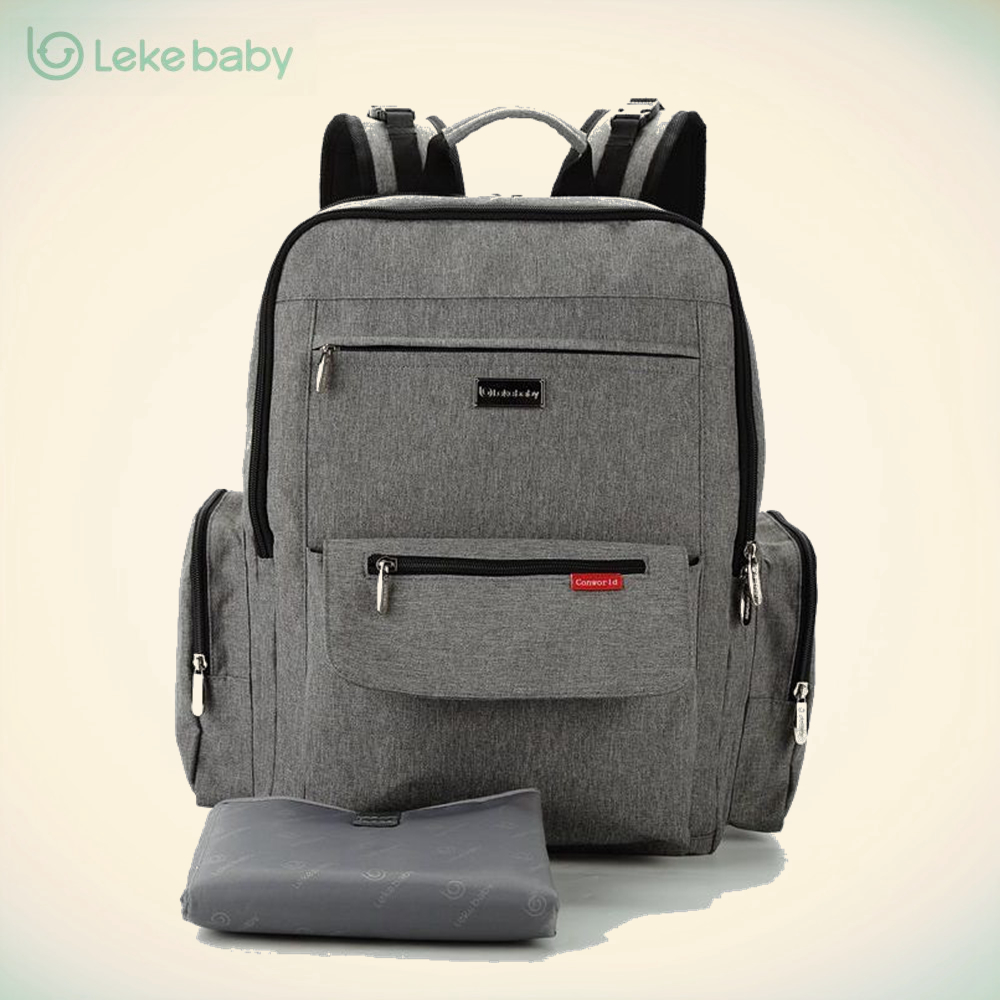 Lekebaby Baby stroller mummy maternity travel Nappy Diaper Tote Wet Bag backpack bags for mom bolsa maternidad bolso maternal jacques lemans часы jacques lemans 1 1471c коллекция liverpool