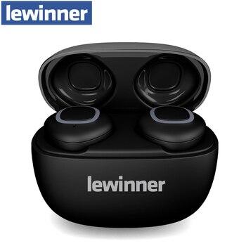 Lewinner V09 防水 TWS イヤフォン Bluetooth イヤホンワイヤレスヘッドセット重低音ステレオサウンドスポーツイヤホンサムスン Iphone