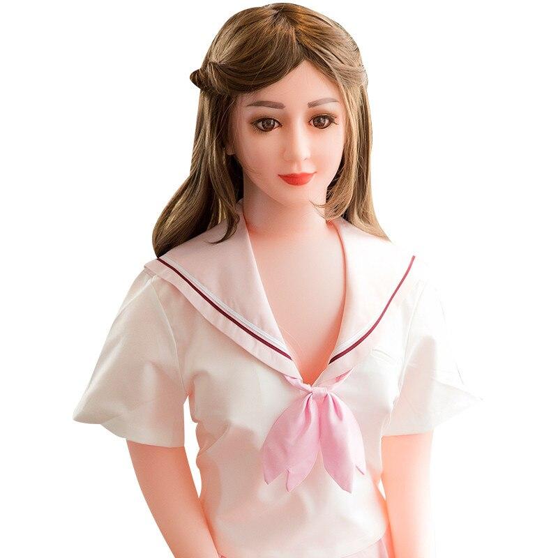 Poupée de sexe 160 cm Sit/Stand réaliste poupée de sexe gonflable pour hommes masturbateur exploser de vrais jouets sexuels produits de sexe adulte pour homme Q227
