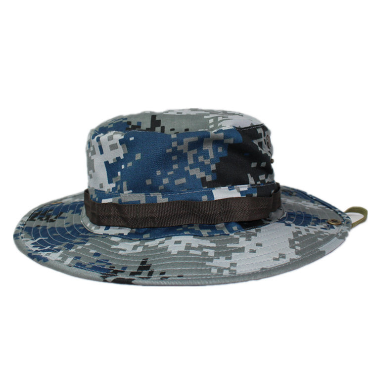 2018 HotSelling bucket hats Fashion Cap Hunting Fishing hats Sun Block Bob Camping Bucket Hat Cap Sun hat AW7158