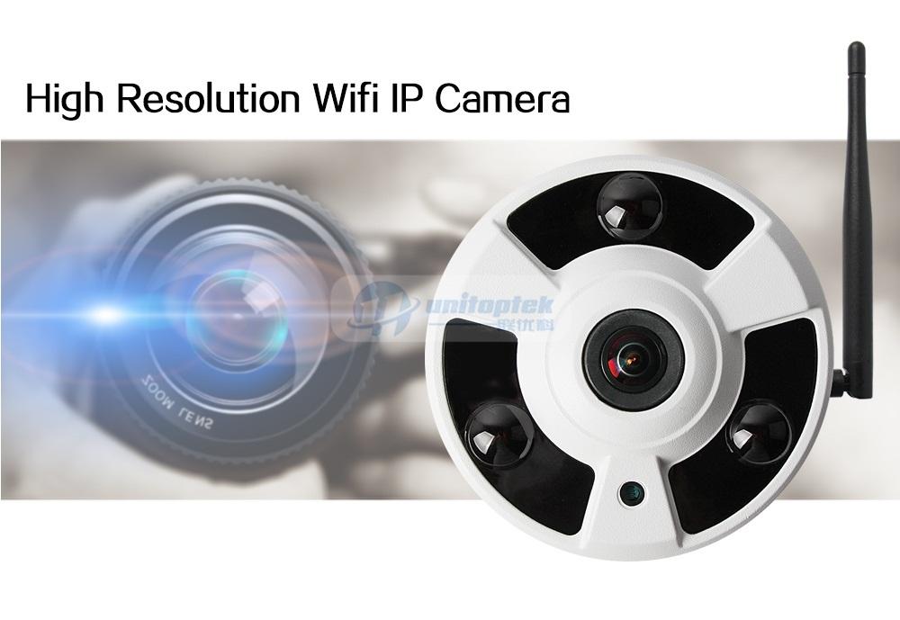 04 1080P WIFI IP Camera