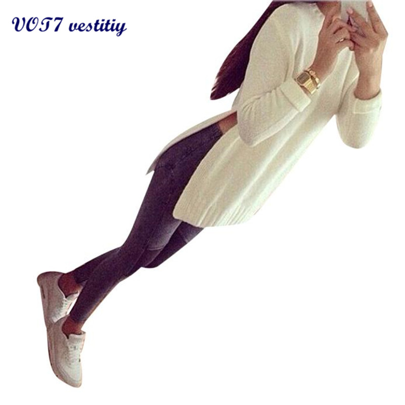 VOT7 vestitiy Fashion Womens Long Sleeve Knitted Jumper Sweater pullovers Christmas gift Factory hotsale Oct 7