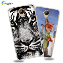 Wiko U Feel Lite Case Colorful Pattern Soft Case For Wiko U Feel Lite Mobile Phone Cartoon Painting Cover Soft TPU Case