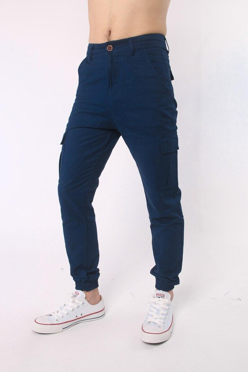 Neue Trend Armygreen Hosen Männer 2016 Mens Fashion Overalls Design Mult Taschen Hosen