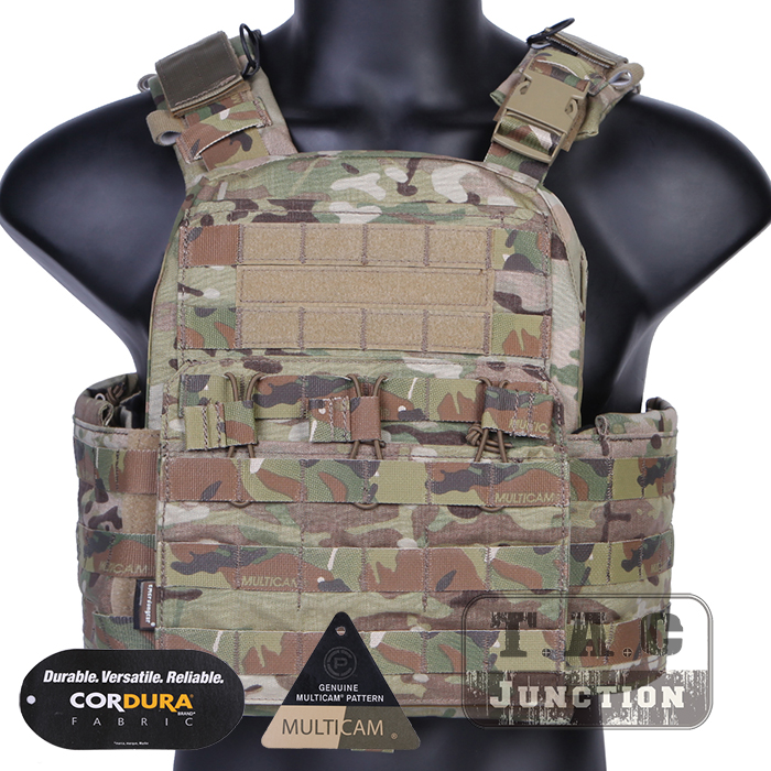 Emerson CP Style CPC Tactical Vest EmersonGear CAGE Plate Carrier Military Hunting Tactical Airsoft Vest Multicam