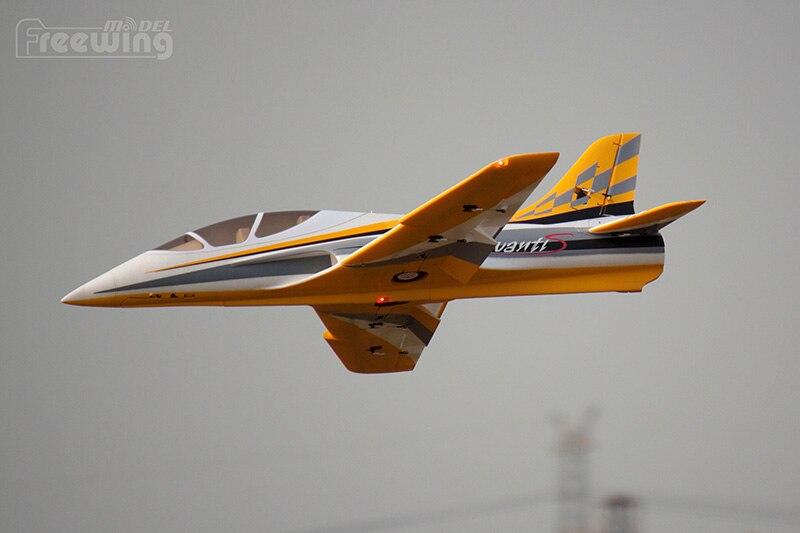 RC Model Freewing New EPO RC Plane Avanti S 80mm EDF Jet plane 80mm metal edf plane 6s PNP or kit Retractable airplane