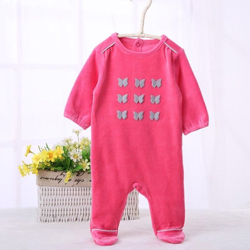 Baby body pyjamas kinder kleidung mit langen ärmeln kinder kleidung neugeborenen overalls baby mädchen kleidung baby overall