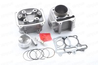Scooter 150cc 61mm GY6 Engine Rebuild Kit Cylinder Kit Cylinder Head Chinese Scooter