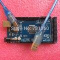 Мега 2560 R3 Mega2560 REV3 ATmega2560-16AU MEGA16U2 Доска + USB Кабель, совместимый для arduino
