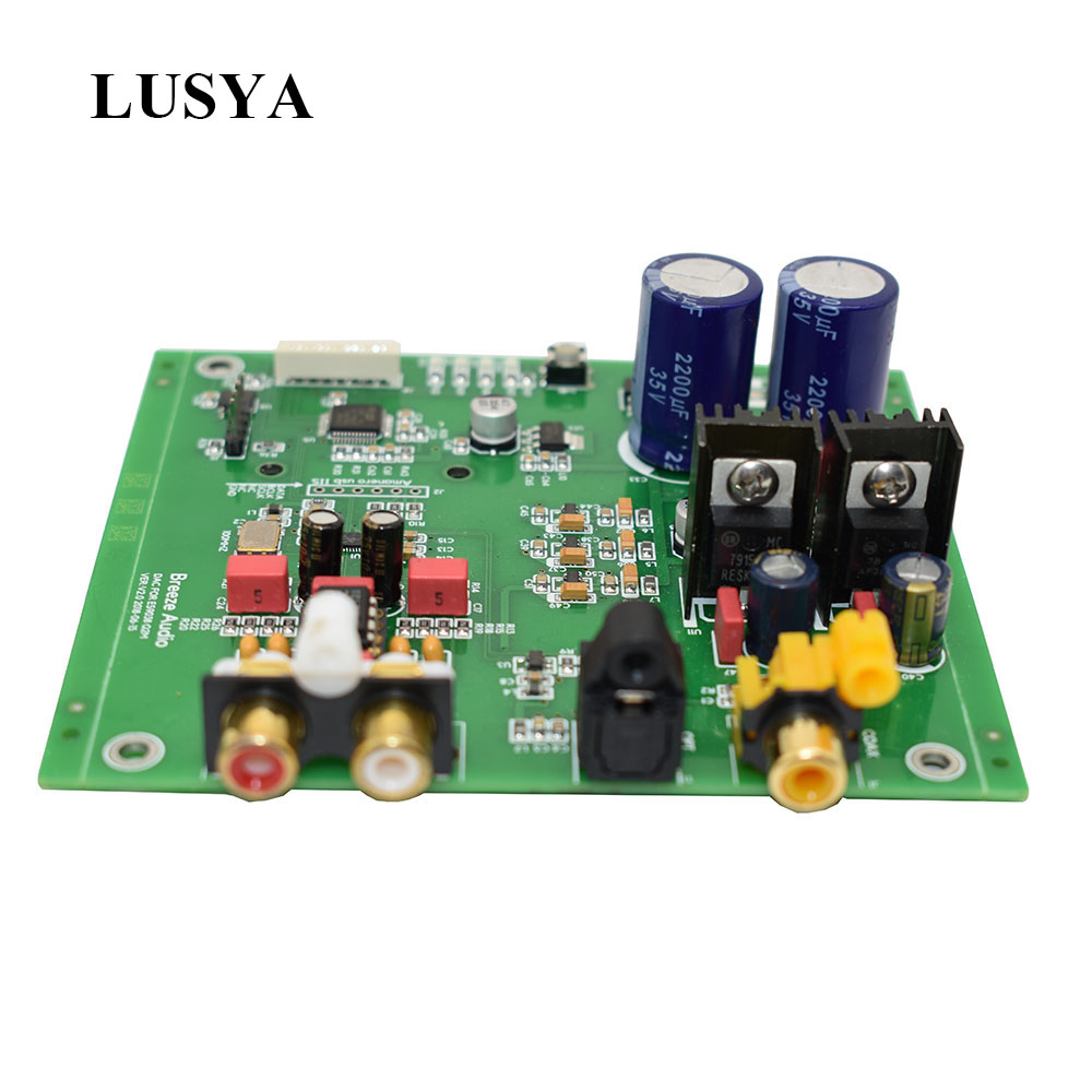 Back To Search Resultsconsumer Electronics Es9038 Q2m I2s Dsd Optical Coaxial Input Decoder Usb Dac Headphone Output Hifi Audio Amplifier Board Module Accessories & Parts