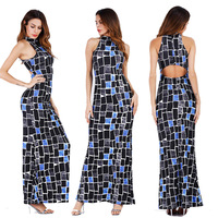 European And American Women S Clothing Amazon Quick Sell The Ebay Hot Style Plaid Dress With
