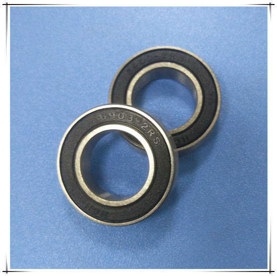 High quality deep groove ball bearing 6903 2RS 6903-2RS 6903RS 61903-2RS 6903RZ 17*30*7 mm 20pcs/lot gcr15 6326 zz or 6326 2rs 130x280x58mm high precision deep groove ball bearings abec 1 p0