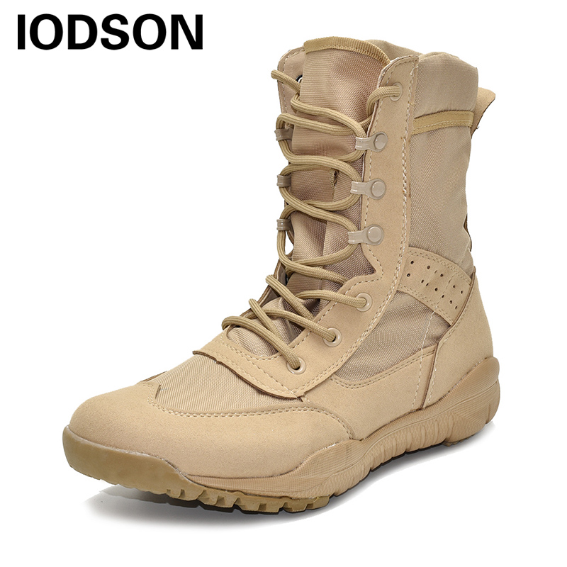1101851a2d9 Winter Army Men's Military Outdoor Desert Combat Boots Men Snow Special  Force Tactical Boots Botas Hombre Zapats