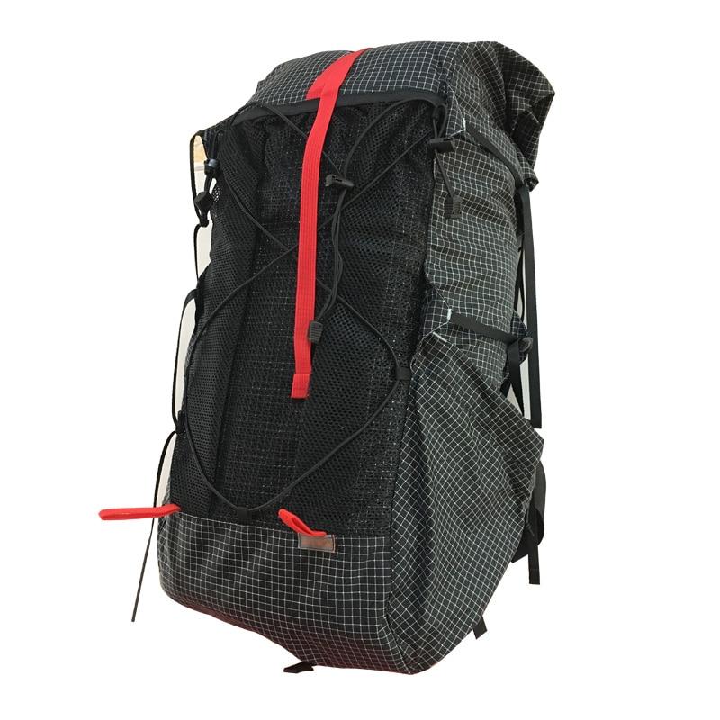 3F UL GEAR XPAC NiXi 35L 45L Lightweight Durable Travel Camping Hiking Backpack Outdoor Ultralight Frameless