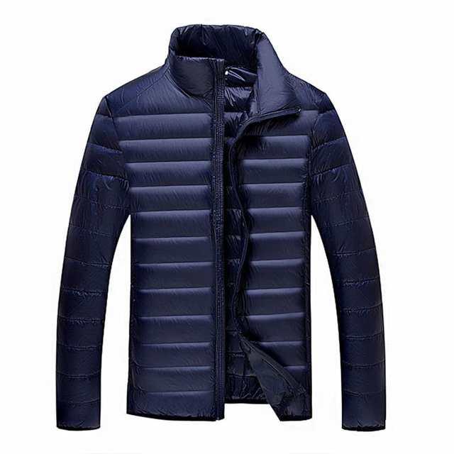 8XL versandkosten Solide Plus lieferung Größe Neue 90weiß Warme Mantel 9XL Dünne Wasserdichte Herren Ankunft 7XL Winter Daunenjacke 3RLq45Aj