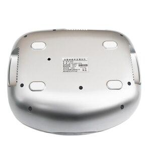 Image 4 - SKYMEN 2500mL nettoyeur à ultrasons Degas + réglage numérique de lheure pour bijoux pierres coupe or argent montres lunettes