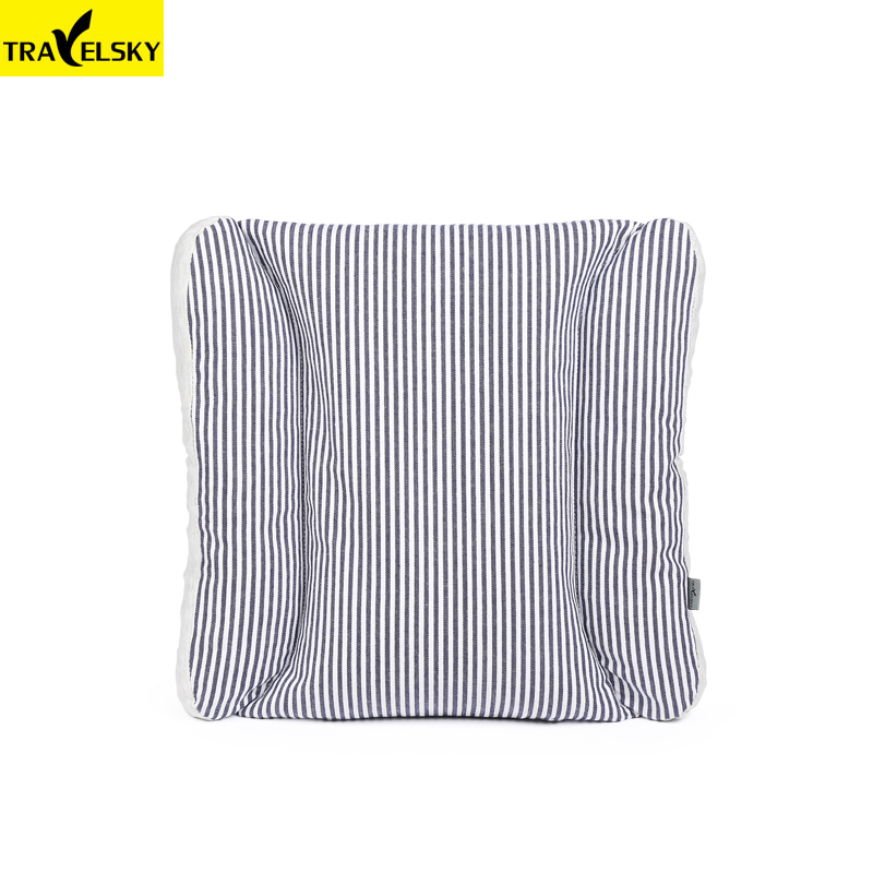 13403 Travelsky New Arrive Inflatable Cushion For Backrest For Sofa Cushions For Bed Rest Pillow