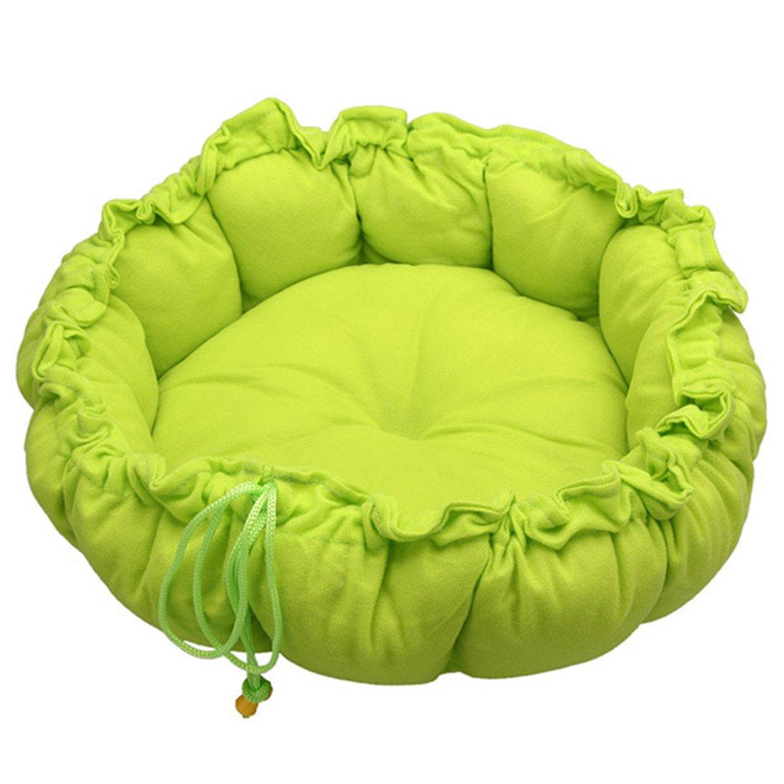 Mascota Perro Gato Cama blanda perro caliente cesta perro cama - Productos animales