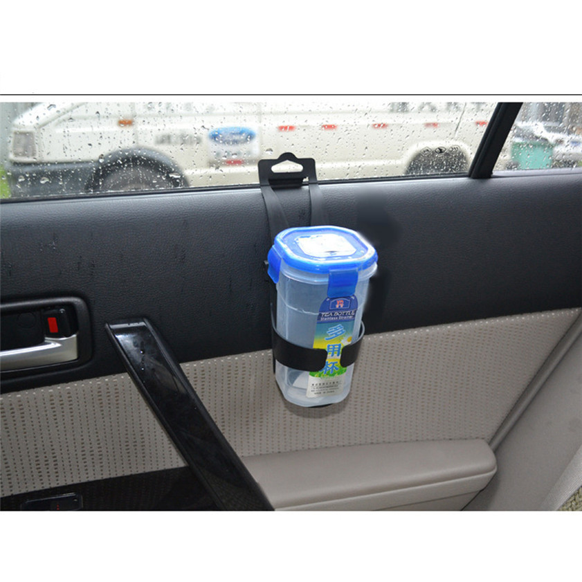 017 New Car Style Cup Holder Drink Portable Car Bottle Organizer Stable fixed Universal все цены