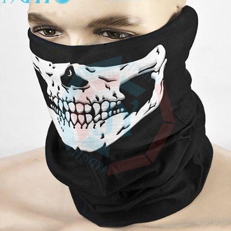 Motorrad Balaclava Full Face Maske Wärmer Winddicht Atmungsaktiv Airsoft Paintball Radfahren Ski Schild Anti-Uv Männer Sonne Hüte Helm