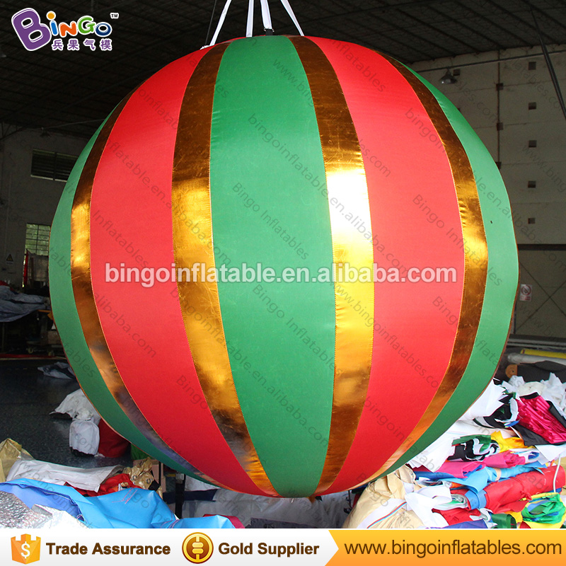 2018 Hot sale 1.5m dia inflatable hanging coloful ball for Christmas party decoration Nifty blow up balloon for festival toys2018 Hot sale 1.5m dia inflatable hanging coloful ball for Christmas party decoration Nifty blow up balloon for festival toys