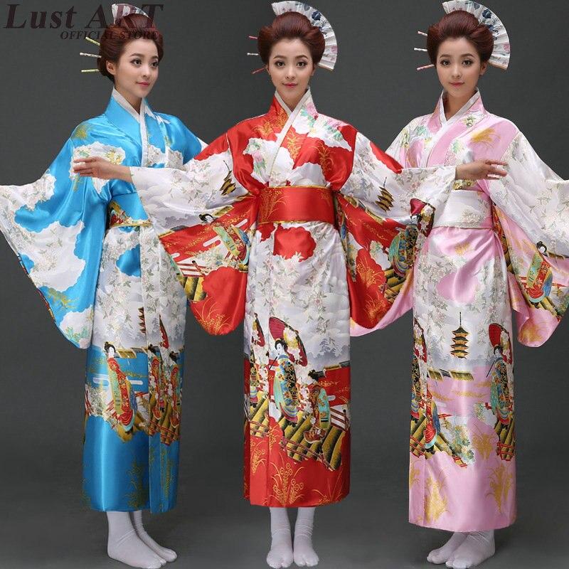 Japanisches traditionelles kleid