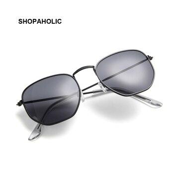 2019 Retro Round Sunglasses Women Brand Designer Sun Glasses for Women Alloy Mirror Sunglasses Ray Female Oculos De Sol 8
