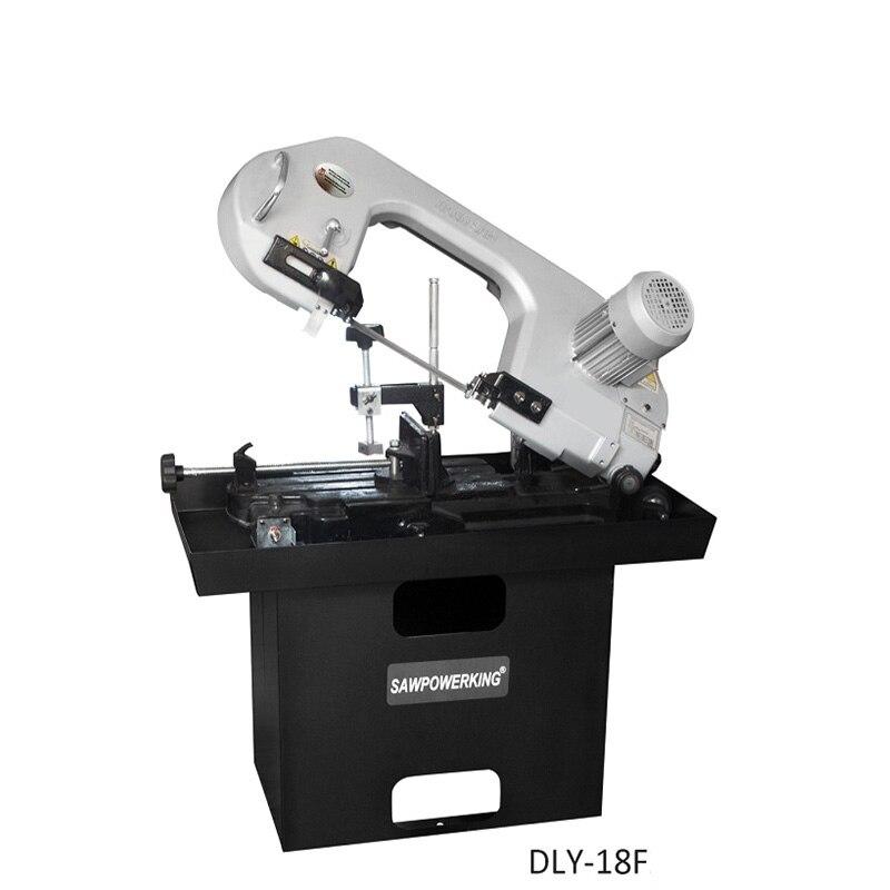 LIVTER scie à ruban multi-fonction coupe petite machine de sciage pour couper le bois métallique, tuyau en acier
