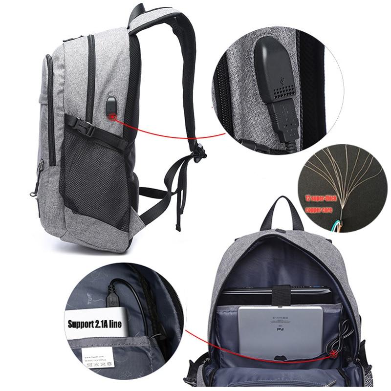Açıq Kişi İdman Zalı Çantaları Yeniyetmə oğlanlar üçün - İdman çantaları - Fotoqrafiya 2