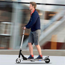 Electric Scooter For Adults High Speed Aluminum Alloy Lightweight Folding Carry Design Adult Electric Scooters