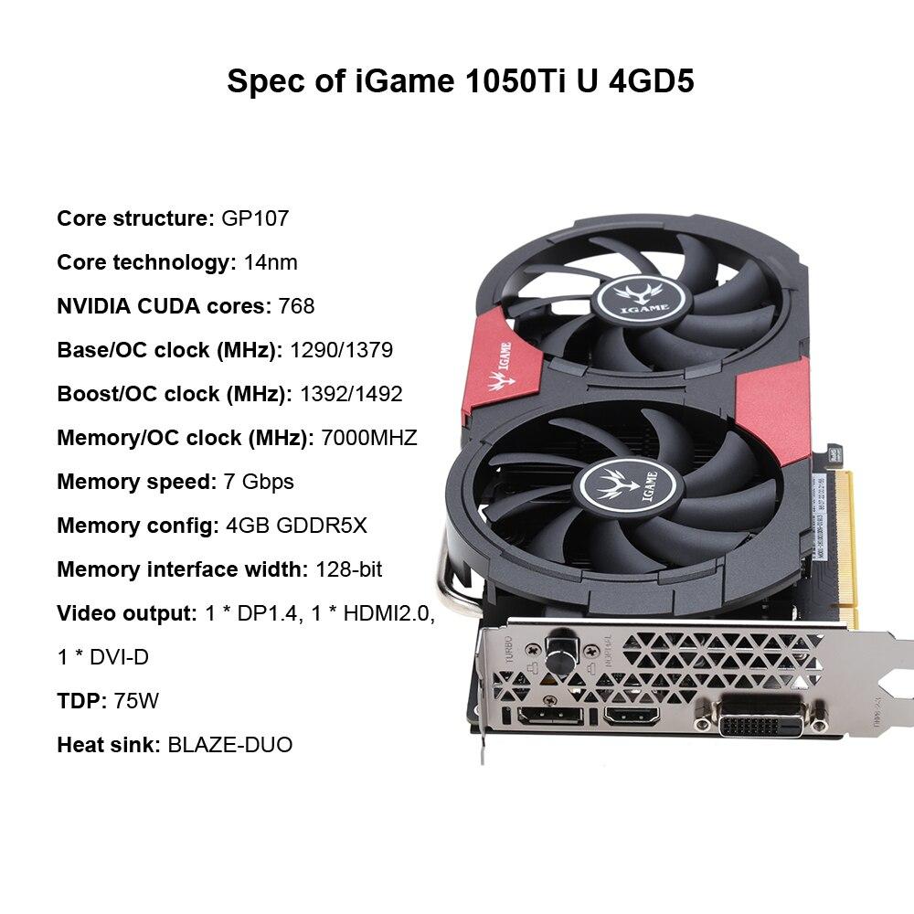 1050ti цена