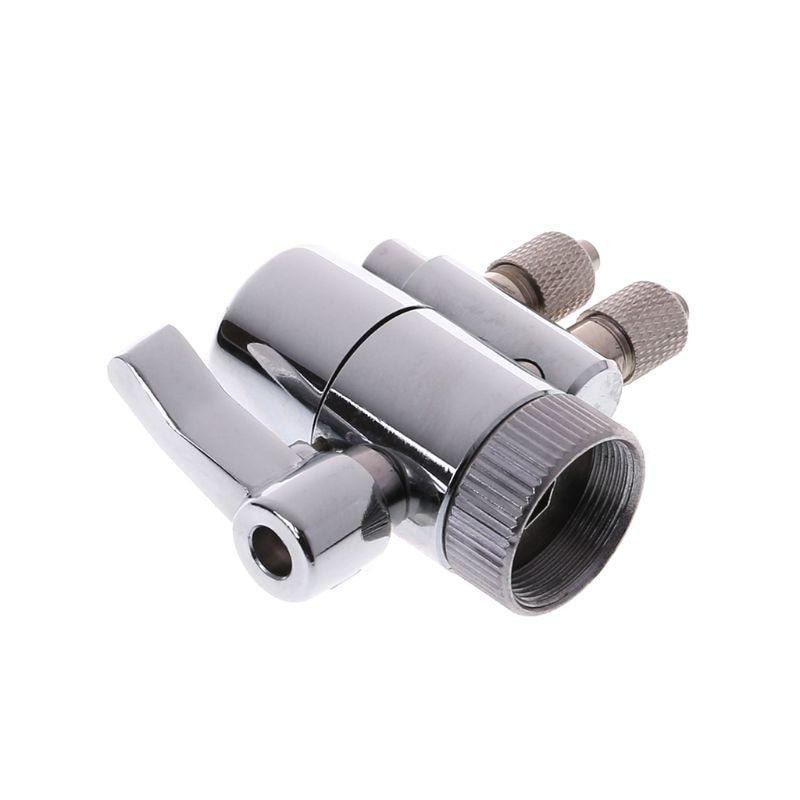 water filter faucet dual diverter valve