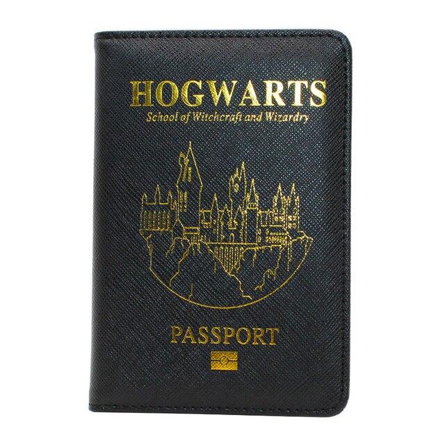 HEQUN Популярные Обложка для паспорта с защитой от сканирования RFID Мужская Super Hero Гарри Поттер Обложка для паспорта кожа Pu заграничного паспорт случае индивидуальные новый