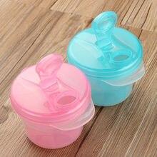 Формула сухое еды молоко диспенсер окно контейнер кормления baby хранения портативный