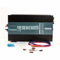Solar Grid 3000W Inverter Power Supply 12V 24V Dc to Ac 220V 240V Pure Sine Wave Solar Power 3000W Inverter Reliable Generator