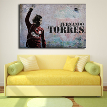 Banksy Street Graffiti Torres Wallpaper Wall Art Canvas Poster Print Painting Decorative Picture For Bedroom Home Decor