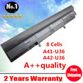 wholesale new laptop battery for asus A41-U36 A42-U36 U32  U32U U36 U36J  U36JC U36S U36SD U36SG U44 U44S U82 U84 FREE SHIPPING
