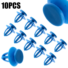 10pcs Car Door Card Trim Clips Fastener Boot Clamp Lining Kit For Vauxhall Astra Insignia Meriva