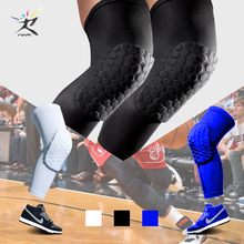 Knee Pads Fitness Sport Safety Kneepad Nylon Elastic Knee Brace Support Running Cycling Knee Protector Basketball Football 1PCS basketball knee pads adult football knee brace support leg sleeve knee protector calf support ski kneepad joelheira sport safety