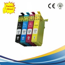 5pk T1631-T1634 with chip compatible inkjet Ink cartridge for epson WorkForce WF-2010W/WF-2510WF printer T1631 T1632 T1633 T1634 цена