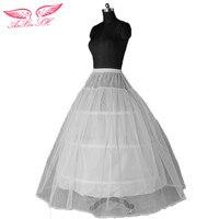 SH AnXin תחתונית חתונת שמלת שמלת כלה תחתוניות apannier 3 מעגל אקראי לשלוח יכול להשתמש בתוך שמלה