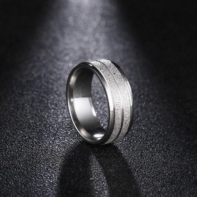 Женские кольца из нержавеющей стали dotifi золотое/серебряное