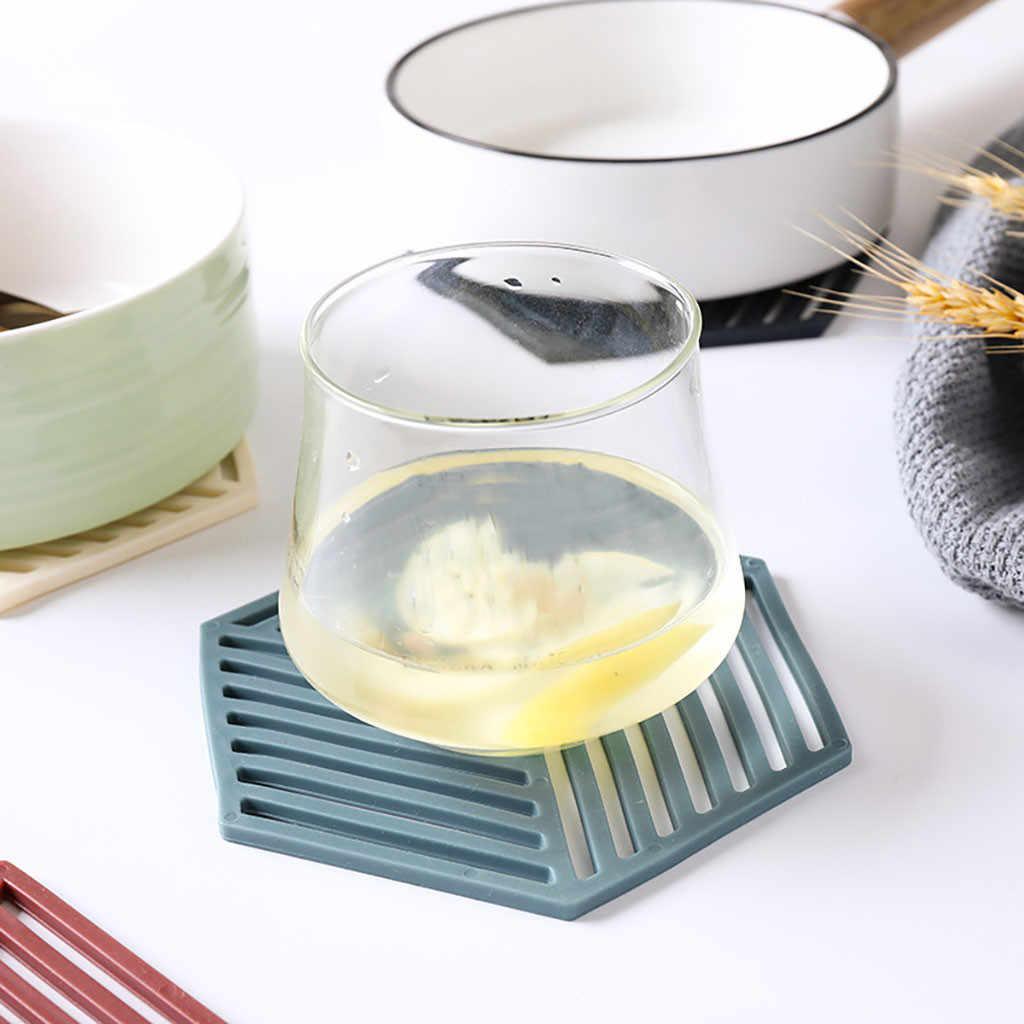 Heat Resistant Cup Mug Mat Coffee Tea