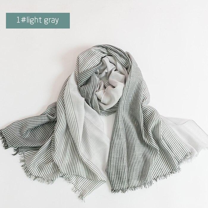 2019 Unisex Brand Winter Scarf Men Warm Soft Tassel Bufandas Cachecol Blue Gray