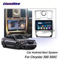 Liandlee автомобильная система Android для Chrysler 300 300C 2004 ~ 2010 радио стерео Carplay BT TV gps Wifi навигационная карта навигация Мультимедиа