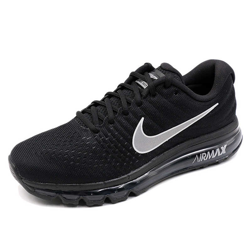 pretty nice cd7ca 73d54 Original Official Nike Air Max 2017 Breathable Men's Running Shoes Sports  Sneakers Winter Sneakers Air Cushion Shoes Outdoor