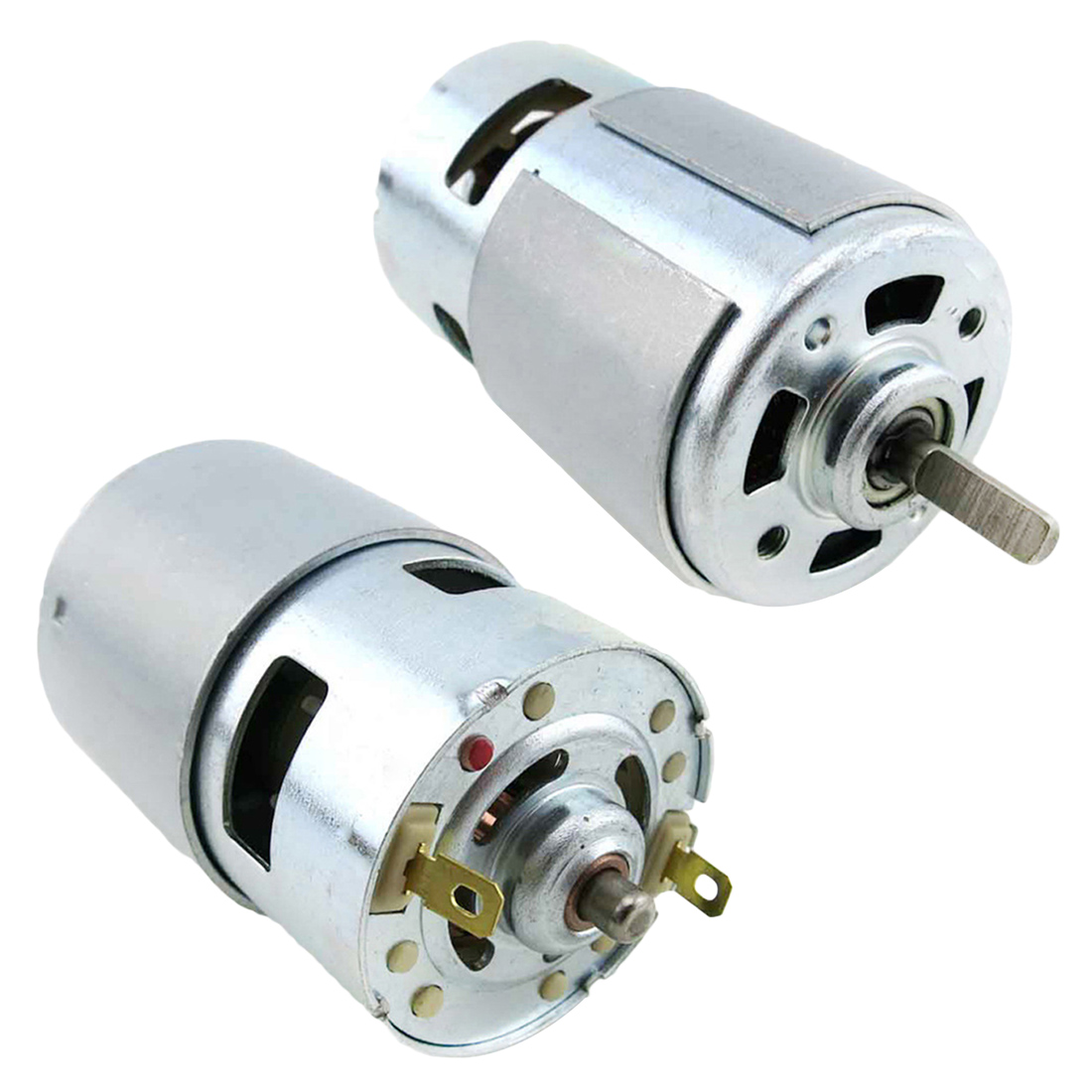 775 DC Motor DC 12V-24V 4500 RPM Ball Bearing Large Torque High Power Low Noise Electronic Component Motor цена